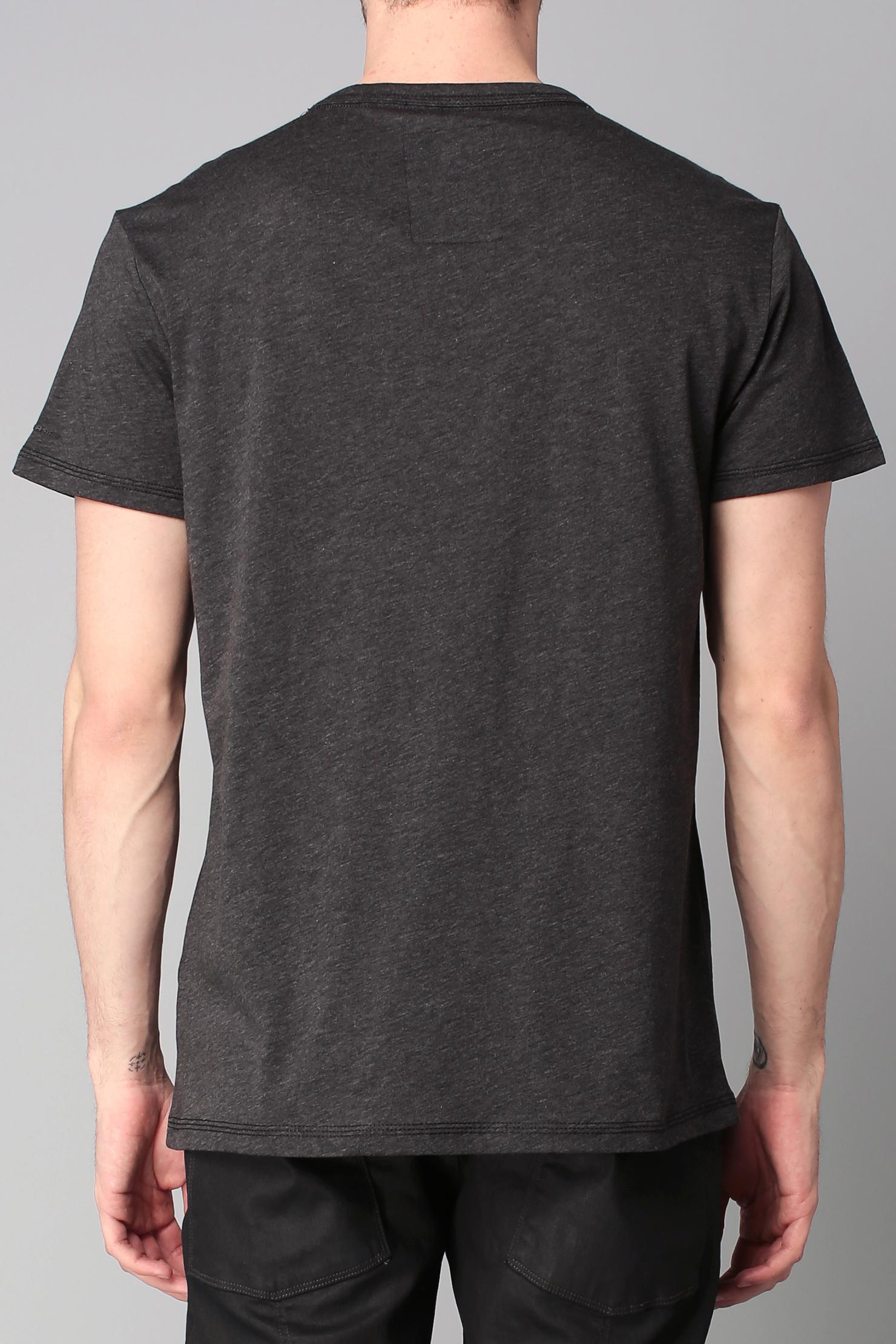 g star raw short sleeve t shirt in black for men lyst. Black Bedroom Furniture Sets. Home Design Ideas
