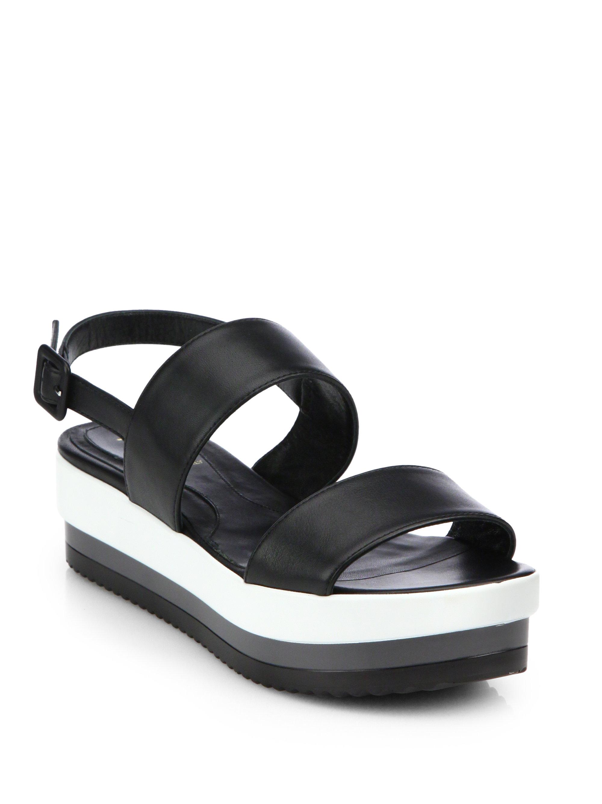 S Inspired Platform Shoes