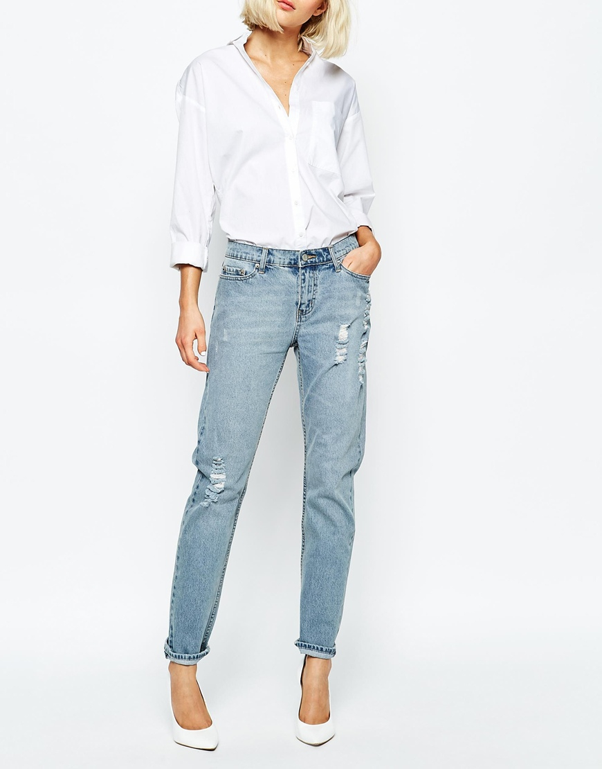 Cheap destroyed skinny jeans for juniors – Global fashion jeans models