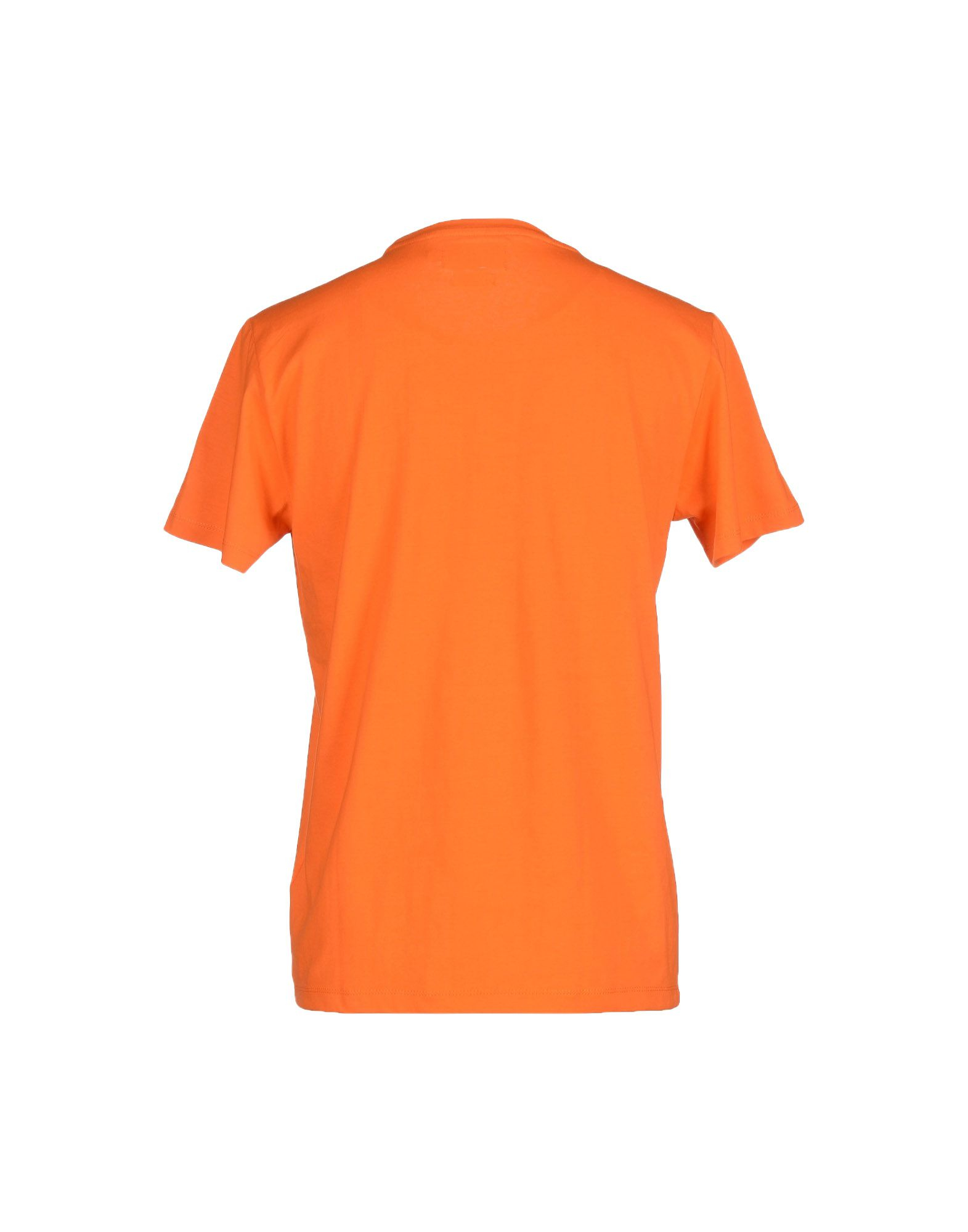 Lyst Beverly Hills Polo Club T Shirt In Orange For Men