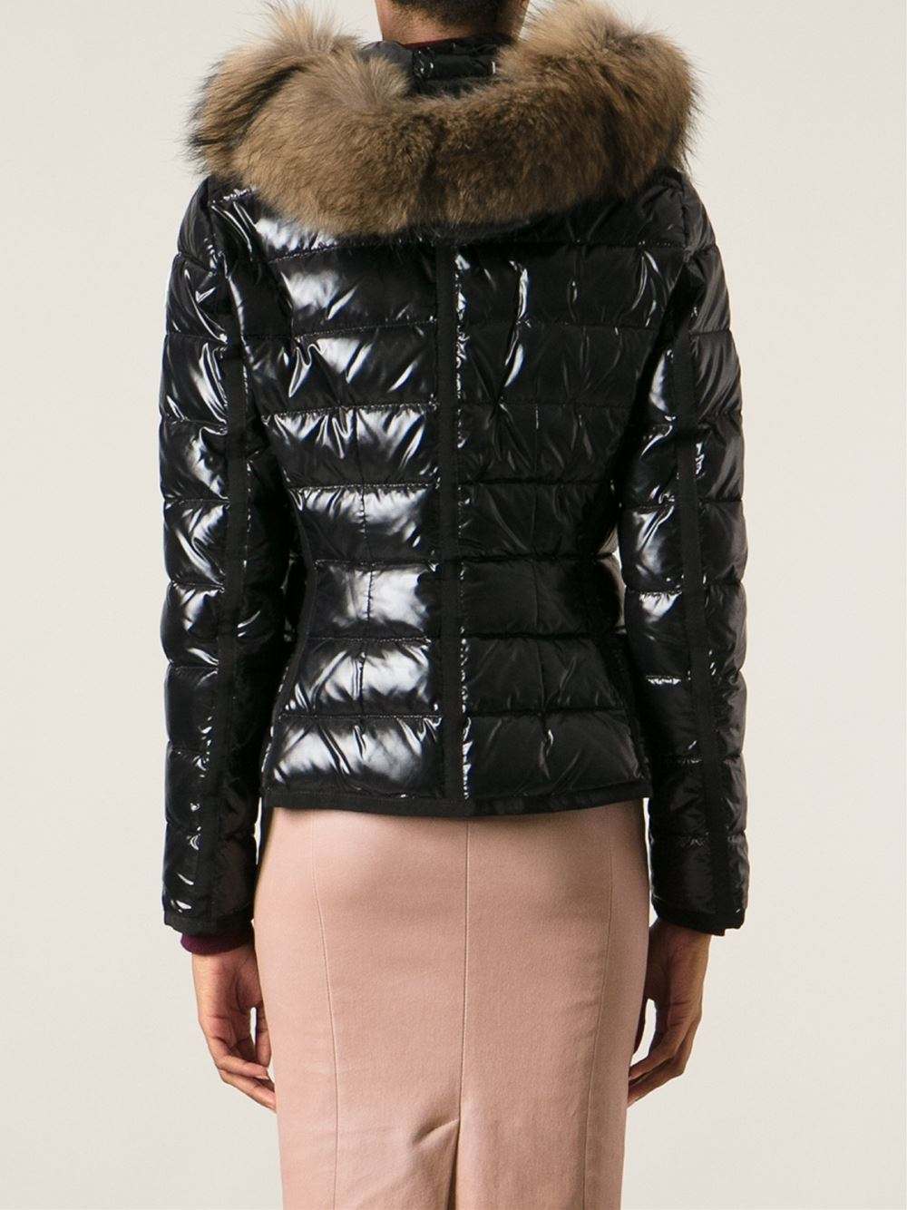 moncler quilted jacket woman