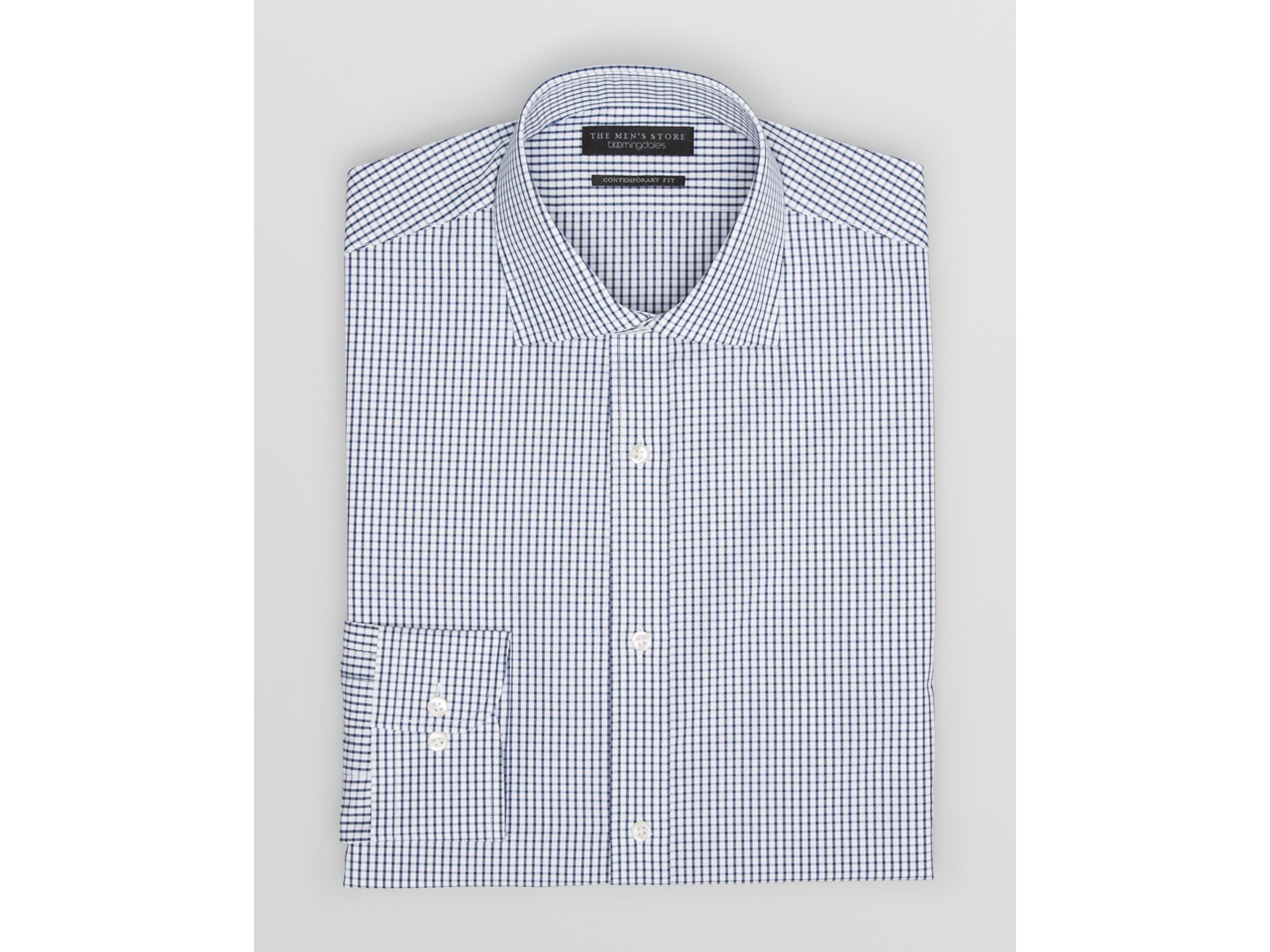 c71211ab5f Gallery. Previously sold at  Bloomingdale s · Men s Chambray Shirts ...