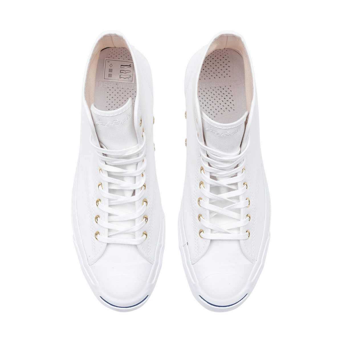 a85d066b7d7 ... Lyst - Converse Jack Purcell Qs Signature High duck Canvas Pack .