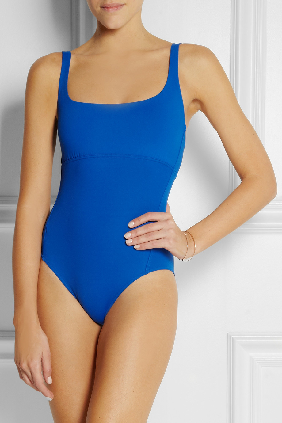 Lyst - Eres Les Essentiels Arnaque Swimsuit in Blue