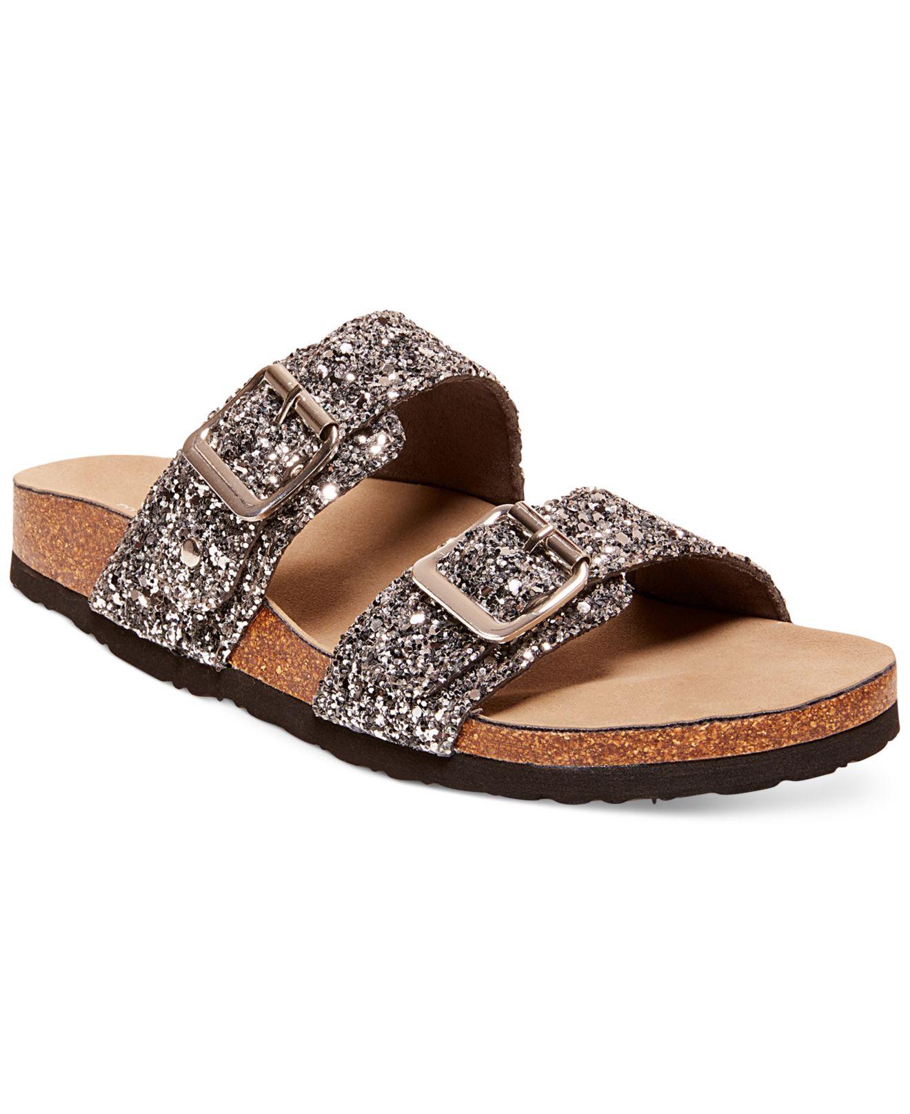Black Sparkle Shoes