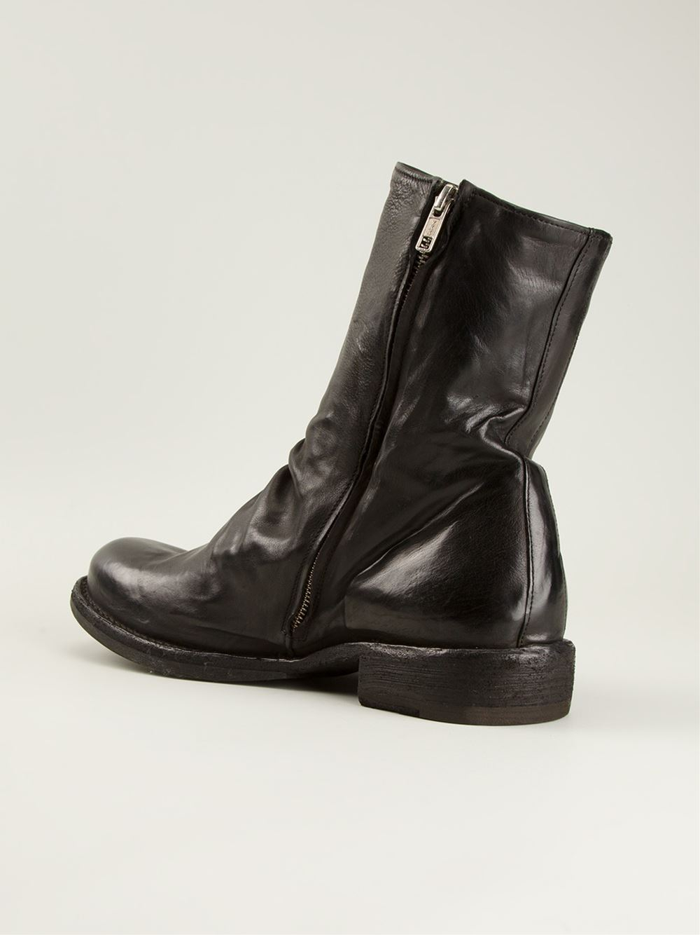 Officine Creative zip-up ankle boots cheap sale exclusive WE1Vbw
