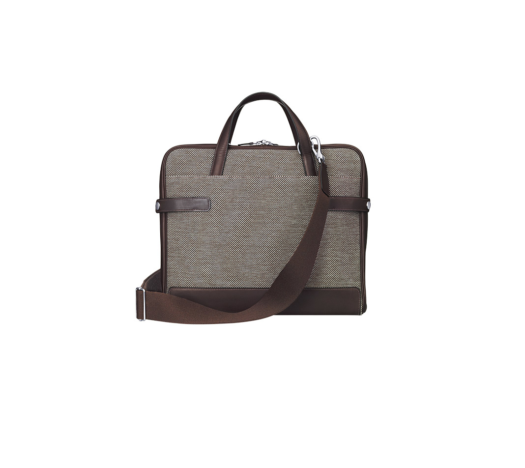 hermes kelly replica - Herm��s Cal��che-express in Brown for Men (graphite grey/taupe/ebony ...