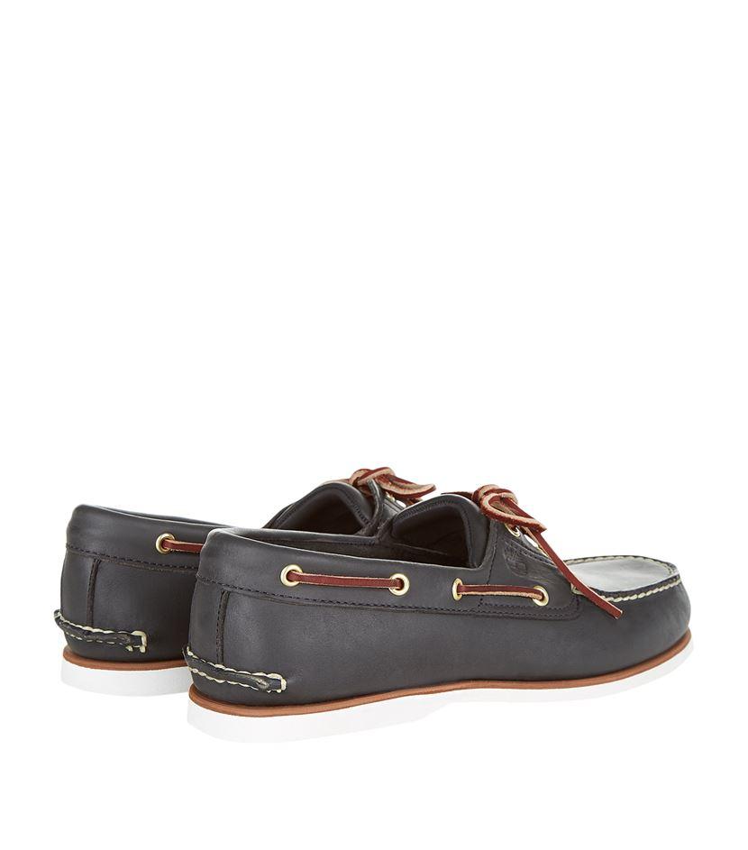 Timberland  Eye Boat Shoes Black