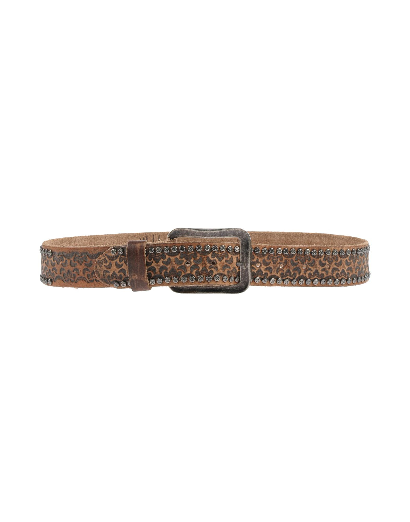 will leather goods belt in brown save 54 lyst