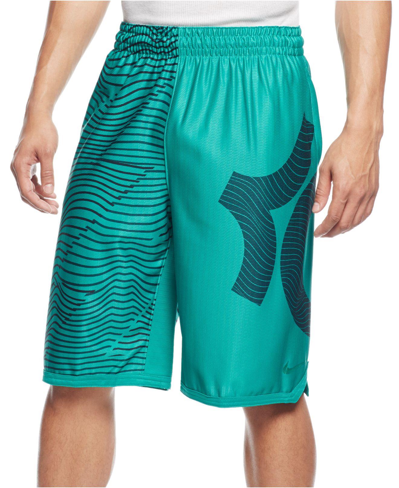 Nike Kd Surge Elite Shorts in Green for Men | Lyst