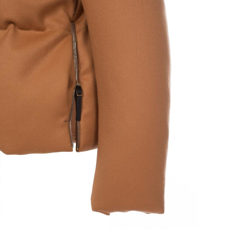 Cocoon Coat from Harris Wharf London: Peach Cocoon Coat with notched lapels, single breasted button fastening, plain cuffs and straight hem. Composition: % Wool ModeSens is the premier Digital Fashion Shopping Assistant for the smart and informed.