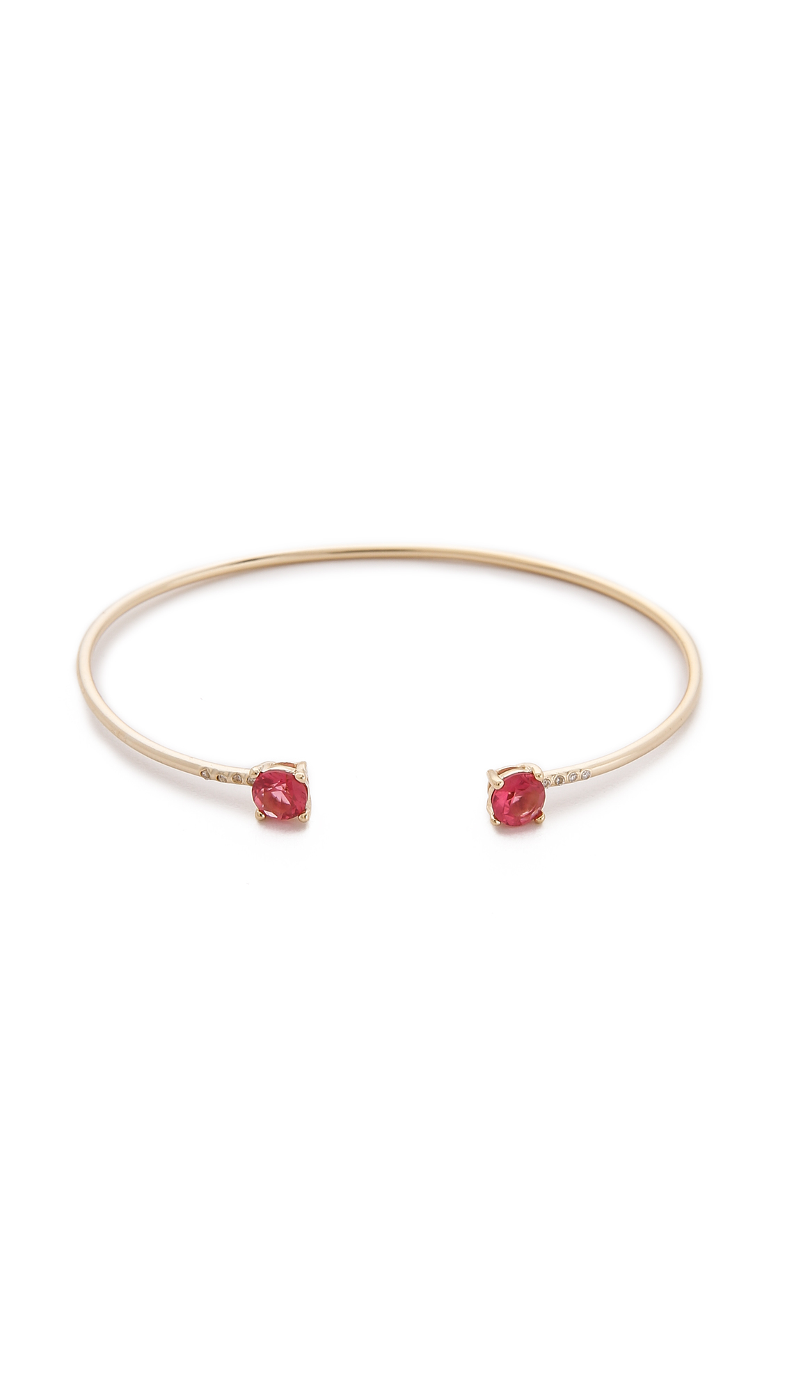 Shashi Ivy Cuff Bracelet AvRN6joa