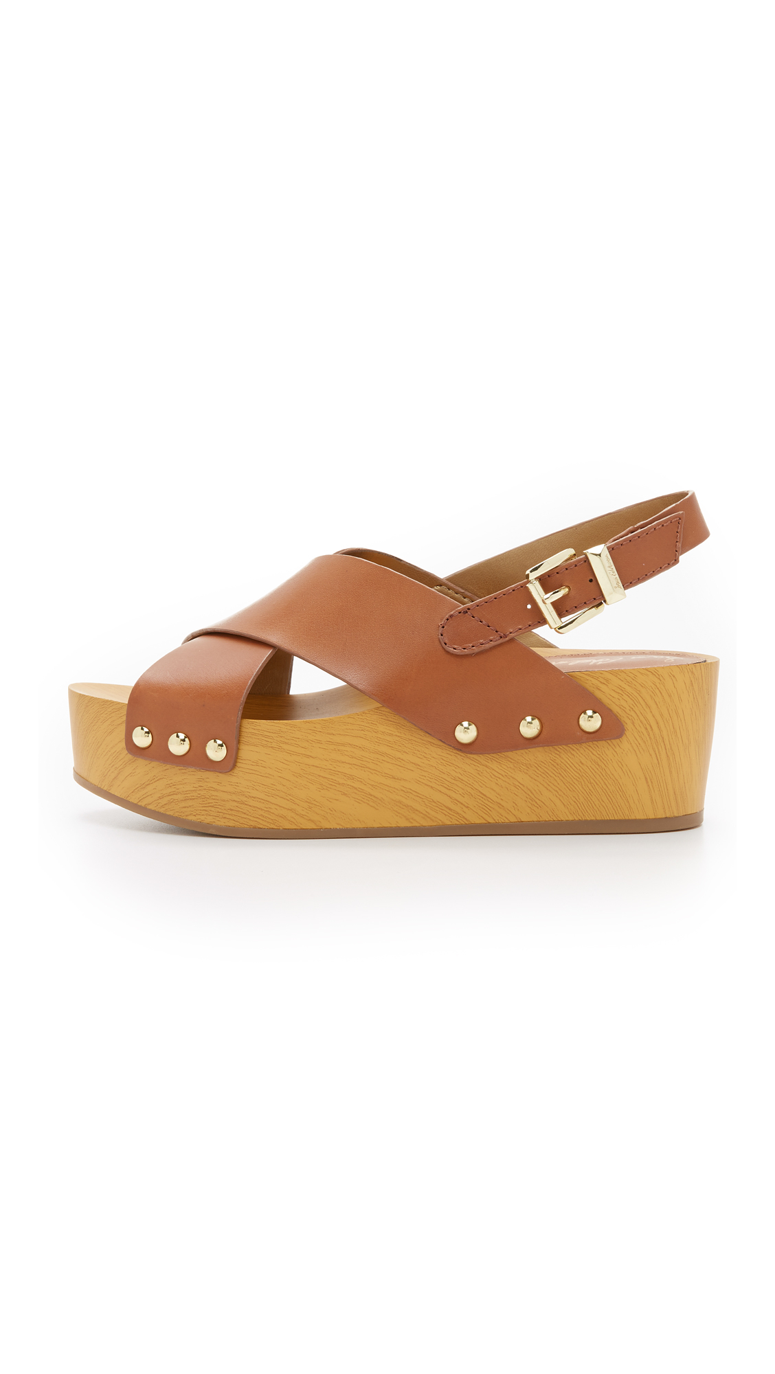 327c3186b Lyst - Sam Edelman Bentlee Flatform Sandals
