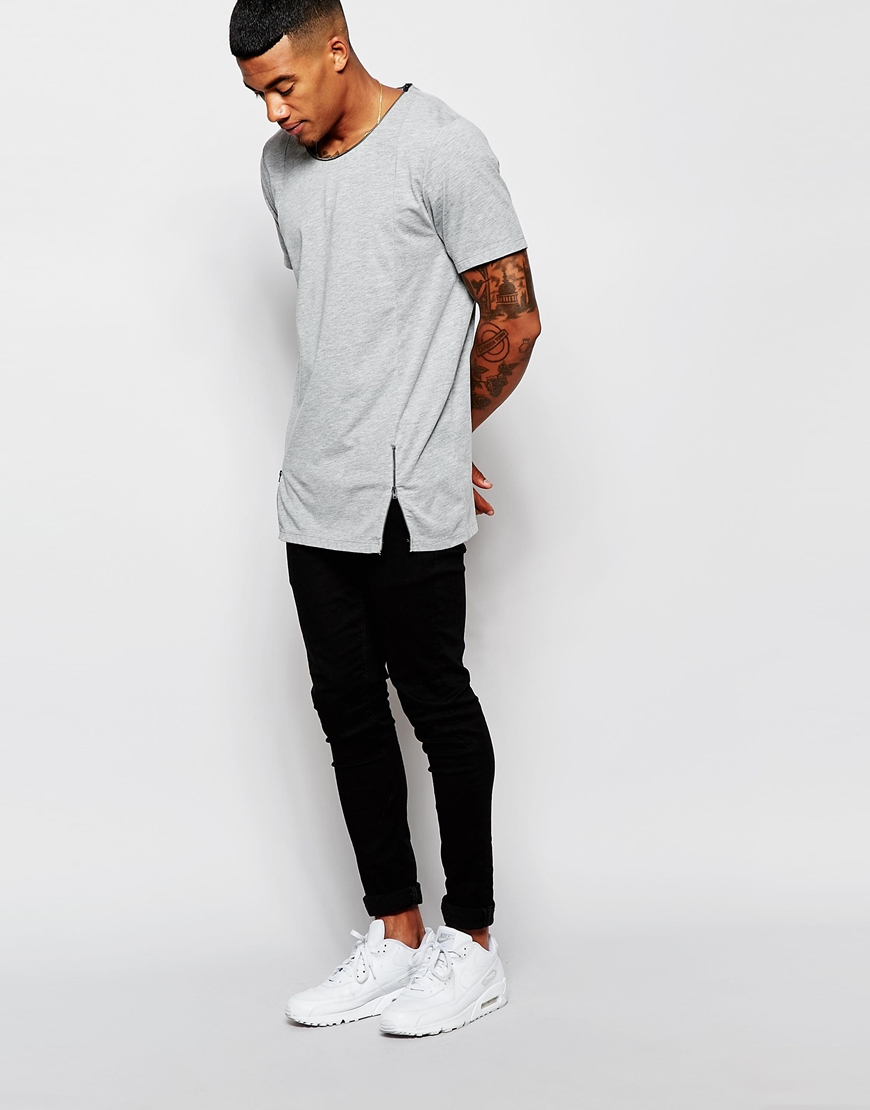 Find longline shirt men at ShopStyle. Shop the latest collection of longline shirt men from the most popular stores - all in one place.
