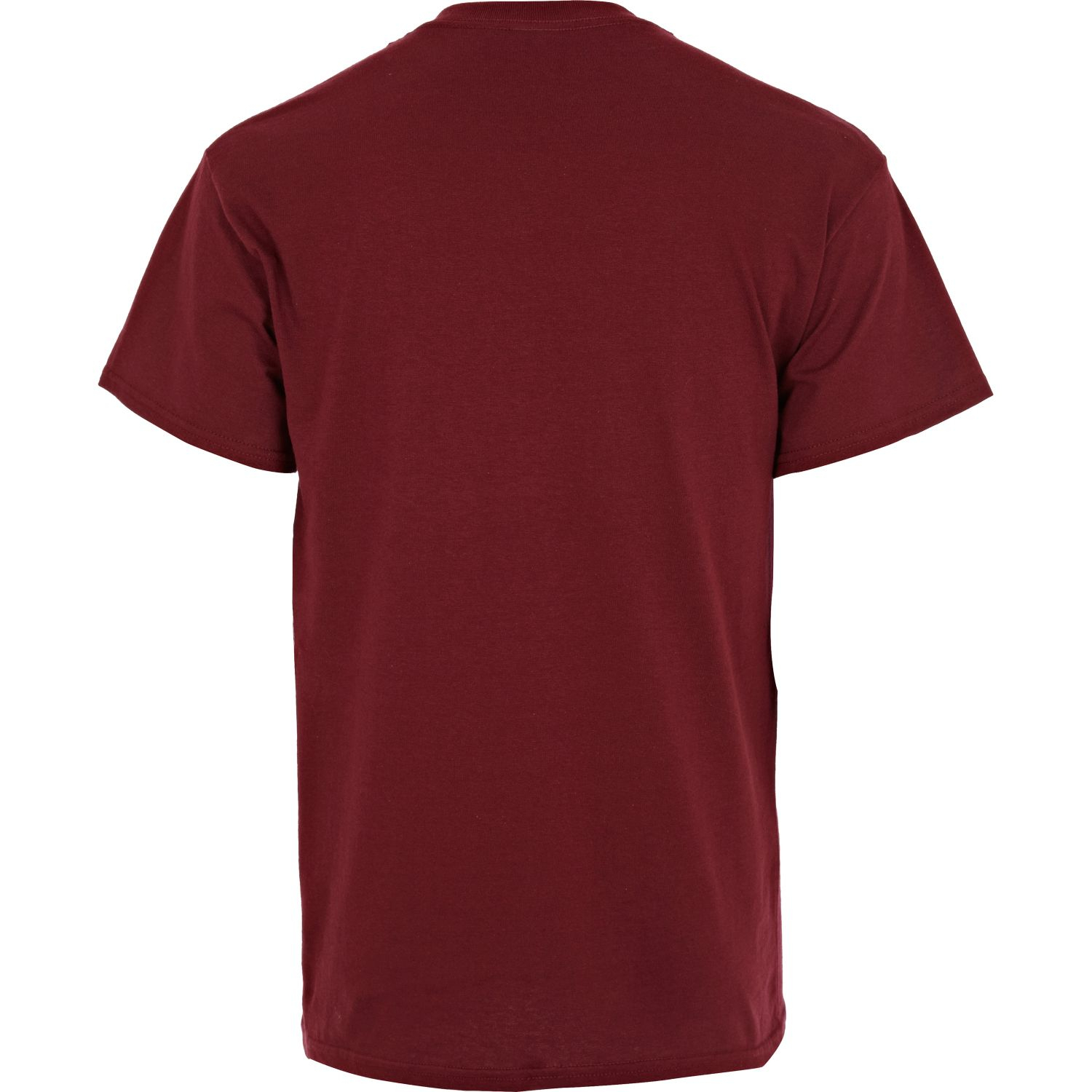 Lyst river island dark red london print tshirt in red for The red t shirt company