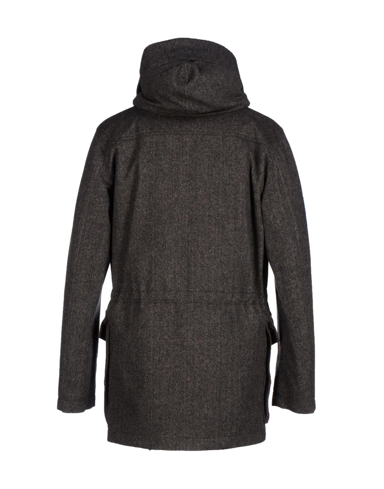 lyst dolce gabbana down jacket in gray for men. Black Bedroom Furniture Sets. Home Design Ideas