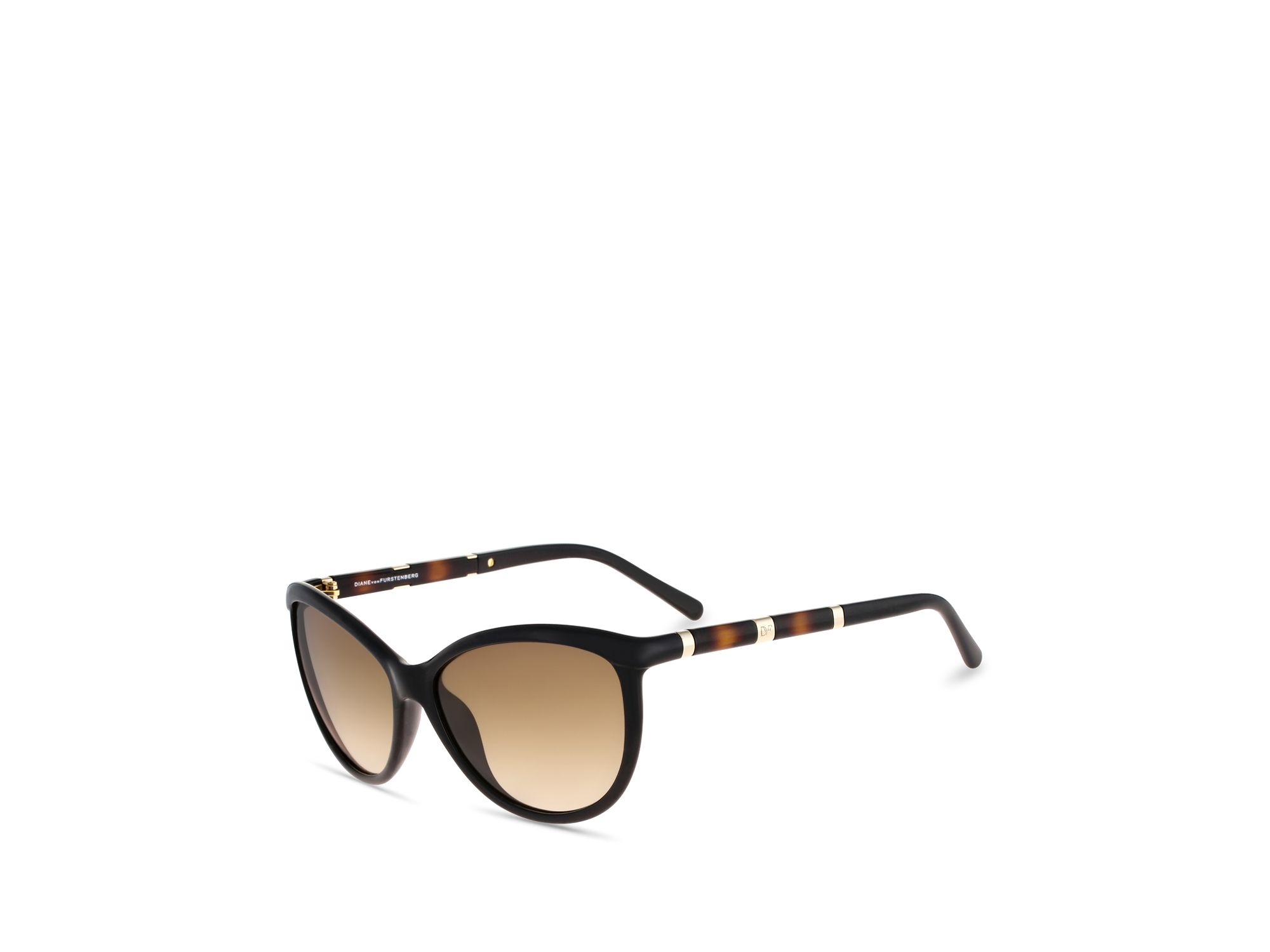 Lucky Brand Tortoise Cat Eye Sunglasses