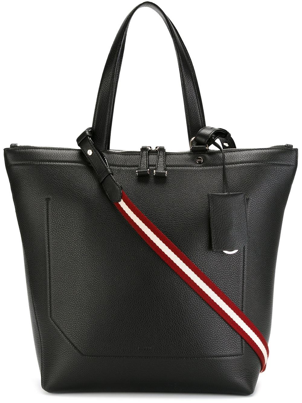Creative Bally Tote Bags Handbag Woman In Red  Lyst