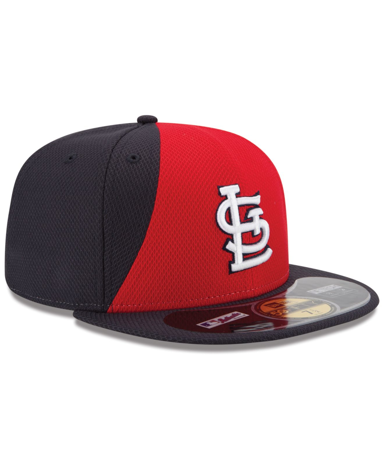 wholesale dealer 1b90f bf84e ... france lyst ktz st. louis cardinals 2014 all star game patch 59fifty cap  22dd5 eb982