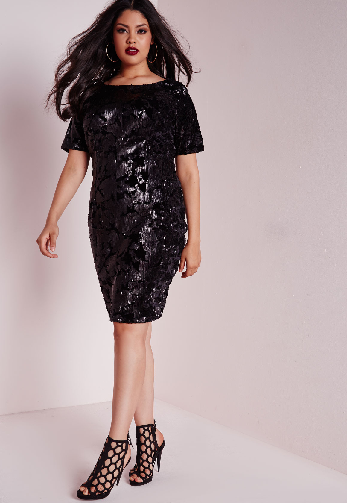 fc0279dd810 Plus Size Sequin Dresses Cheap - Dress Foto and Picture