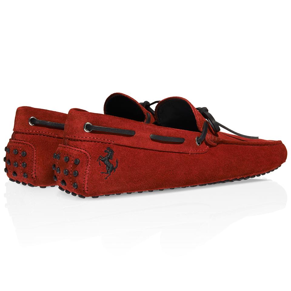 Tod S Ferrari Gommino Driving Shoes