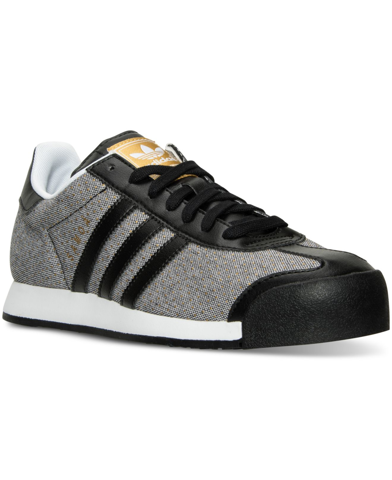 los angeles 51ab8 a0a90 Lyst - adidas Originals Women s Samoa Casual Sneakers From Finish ...