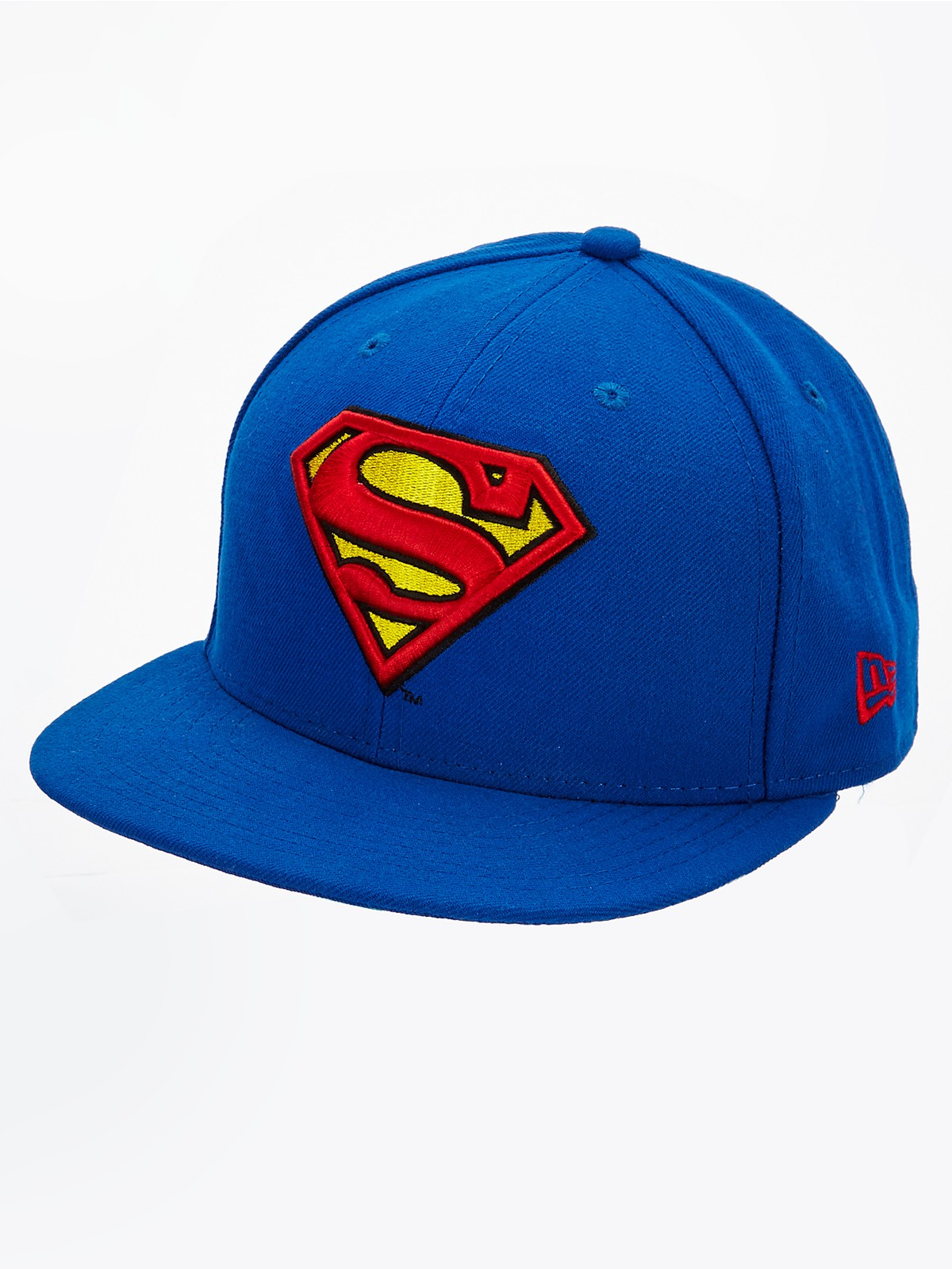 New Era 59fifty Fitted Spiderman Cap In Blue For Men Lyst