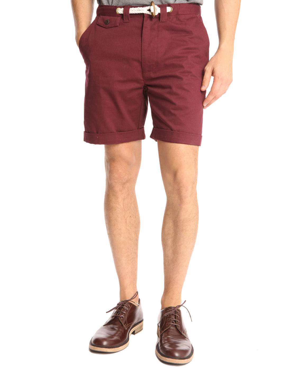 Maroon Shorts For Men