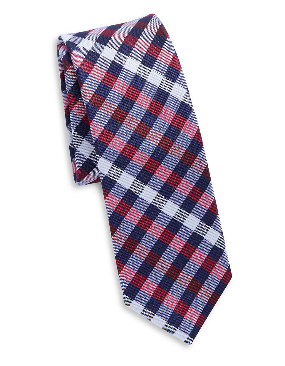 Red Silk Men Tie 55