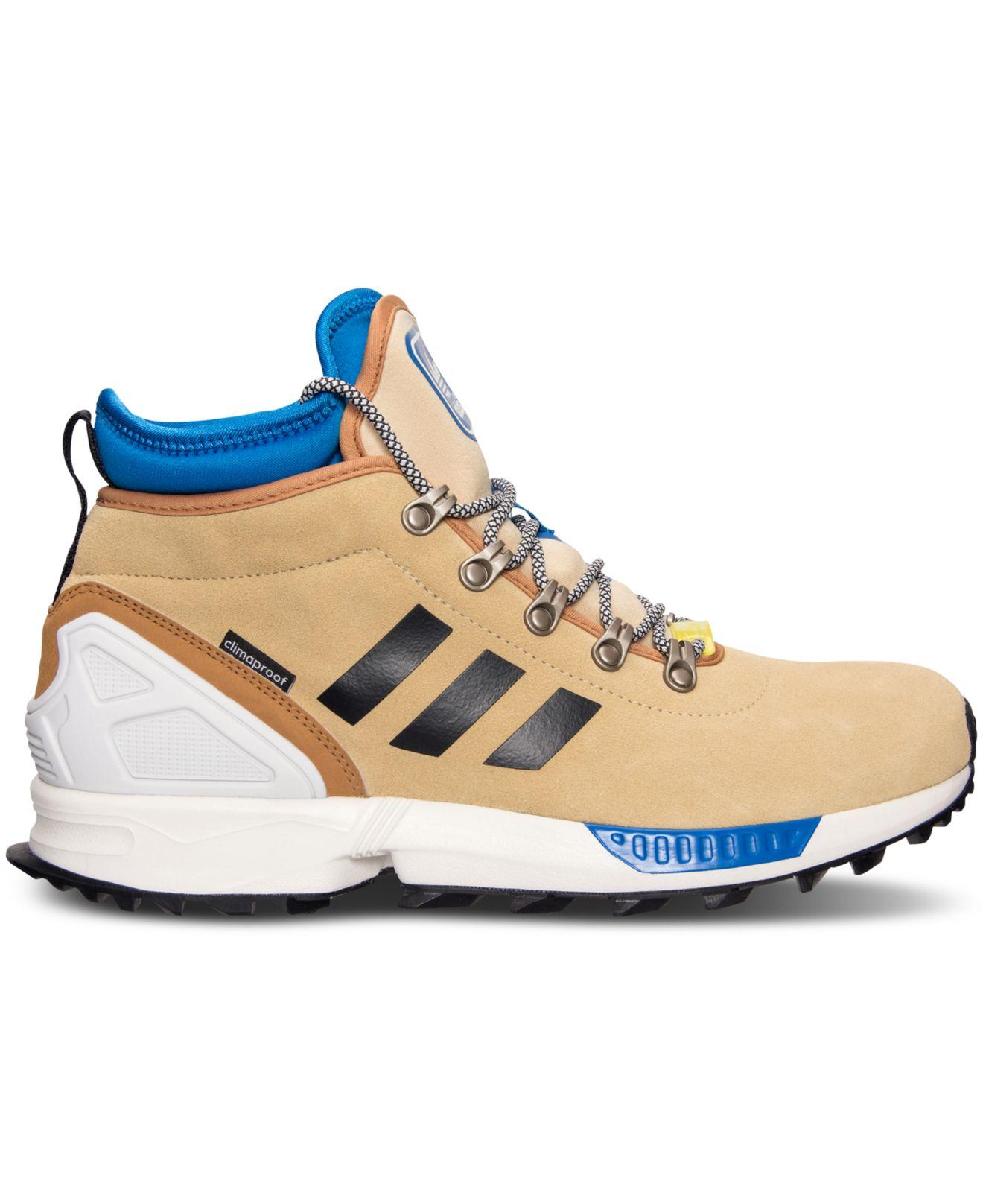 fb16fcfa96 adidas Men's Originals Zx Flux Winter Sneakerboots From Finish Line ...