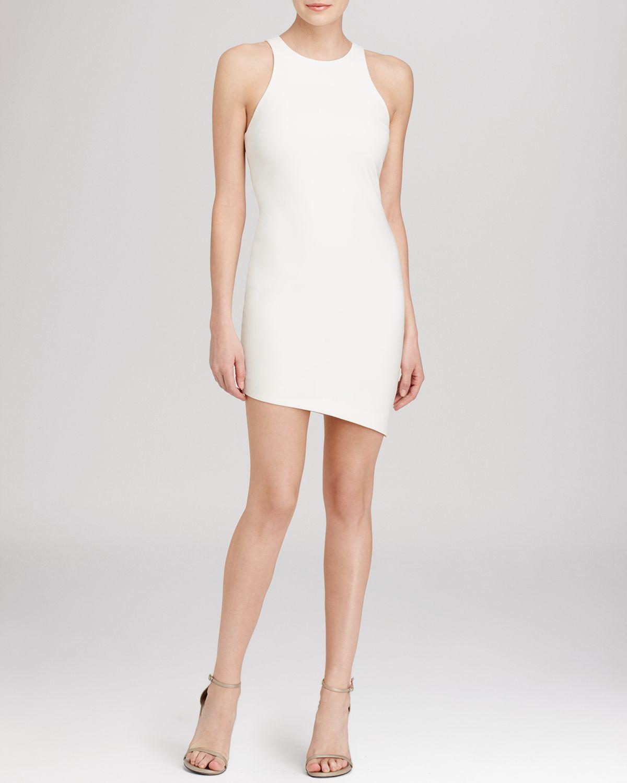 elizabeth and james bridget dress in white ivory lyst. Black Bedroom Furniture Sets. Home Design Ideas