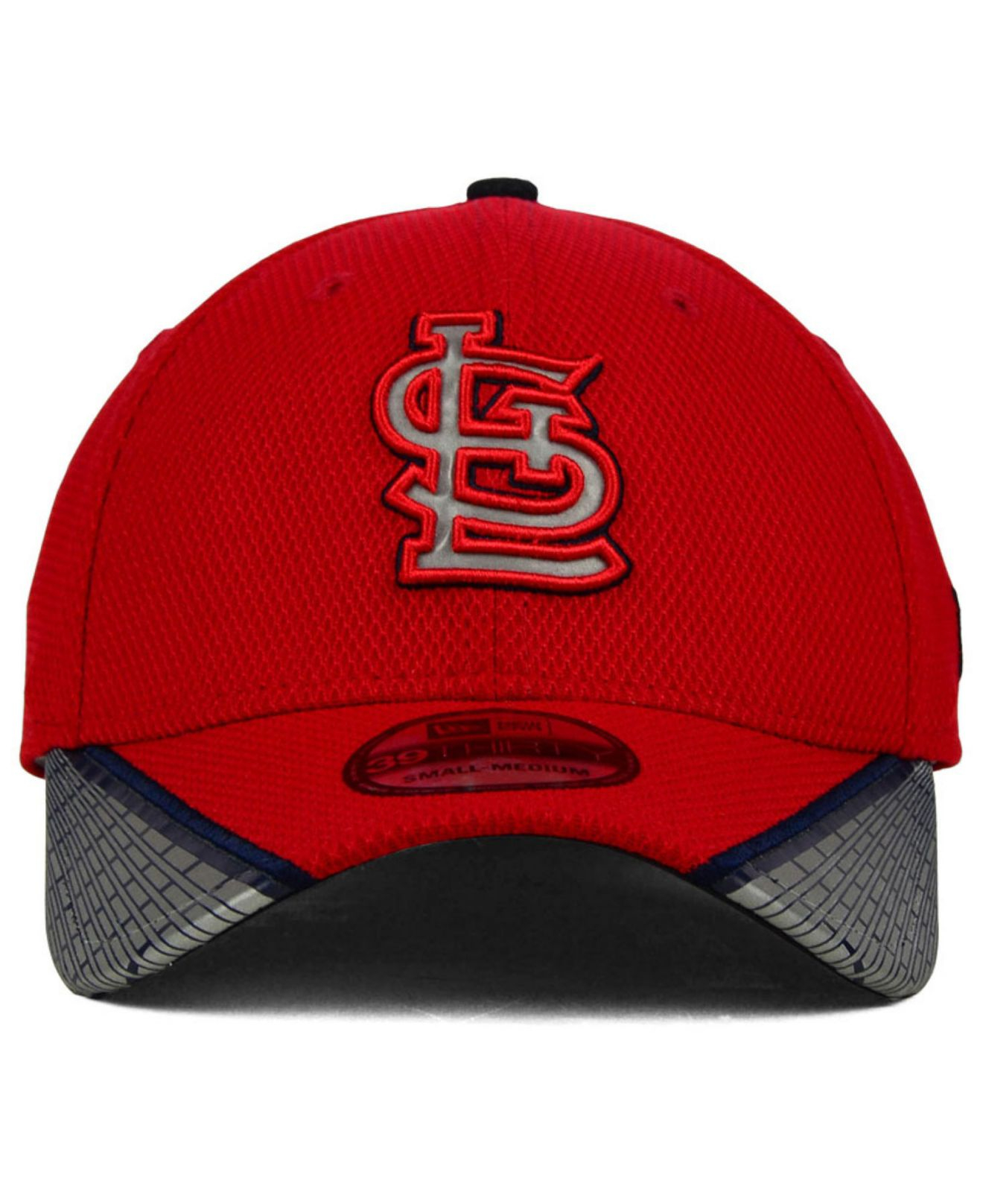 e5dda2c2c16 switzerland lyst ktz st. louis cardinals reflective slugger diamond era  39thirty cap in blue for
