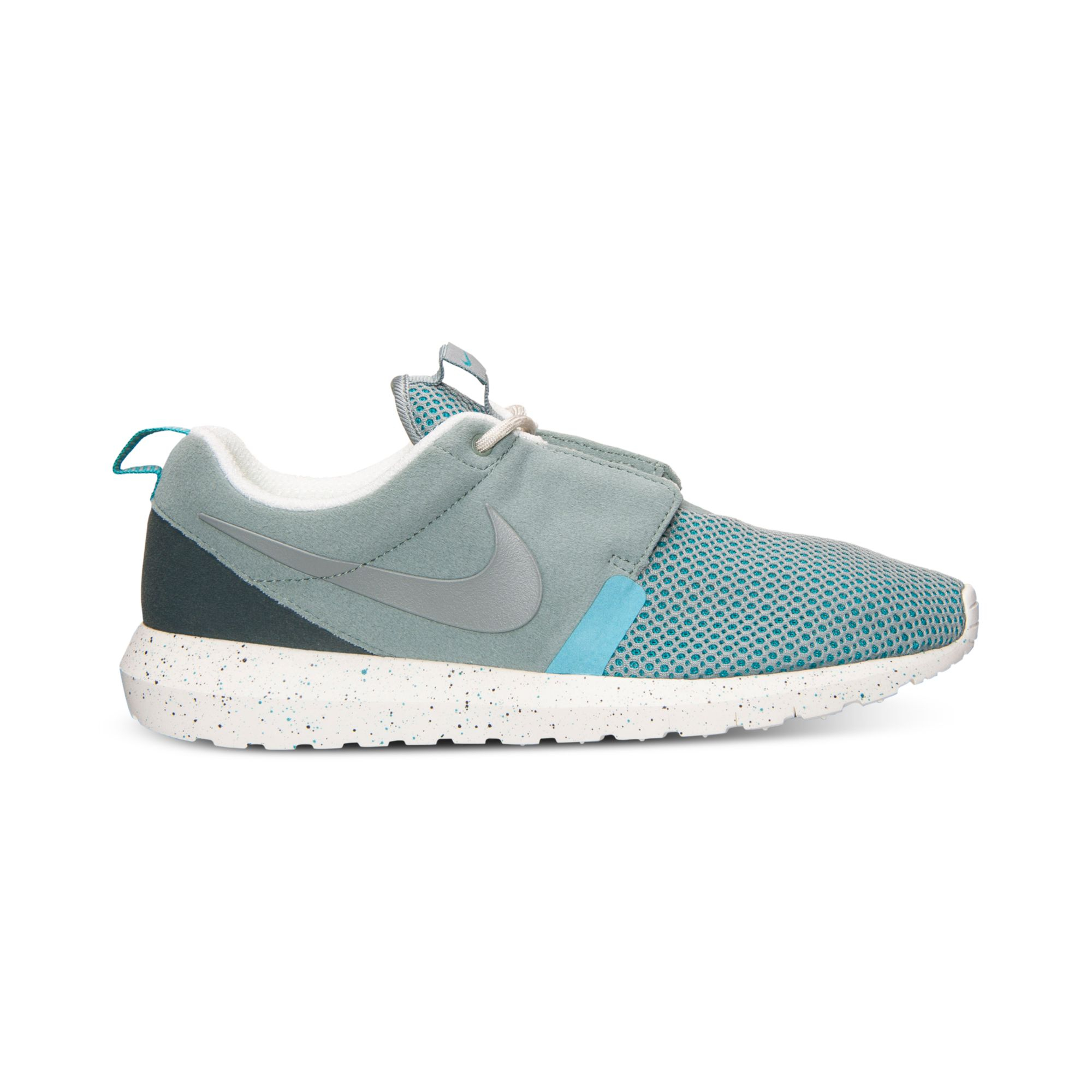 lyst nike mens roshe run nm breeze casual sneakers from. Black Bedroom Furniture Sets. Home Design Ideas