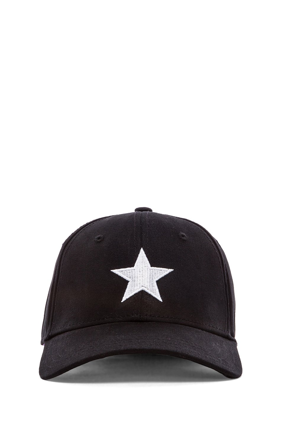 22389394d9a8d Lyst - Gents Co. Lone Star Cap in Black for Men