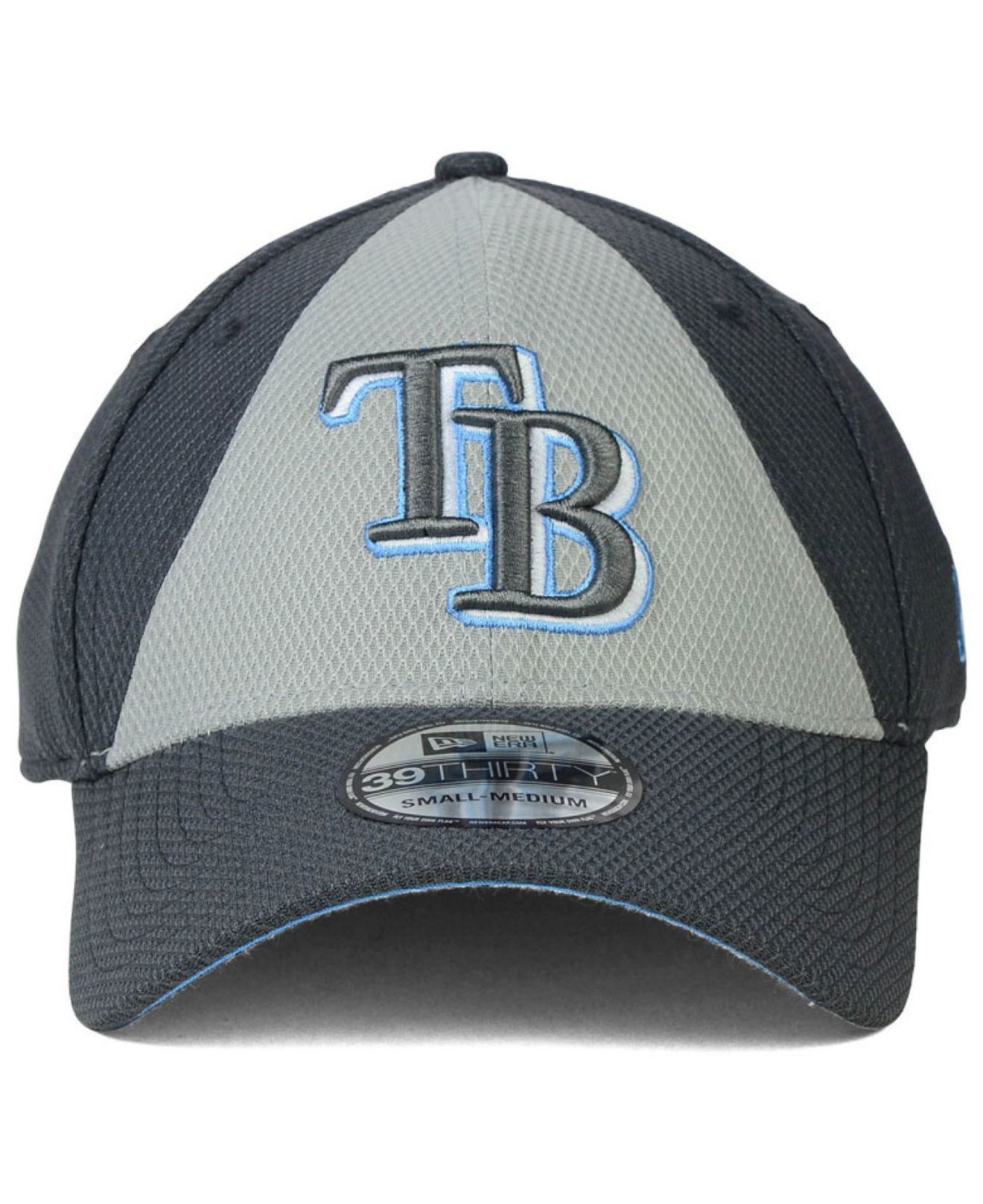 release date 5a71b f459a Lyst - KTZ Tampa Bay Rays Diamond Era Double Play 39thirty Cap in Gray