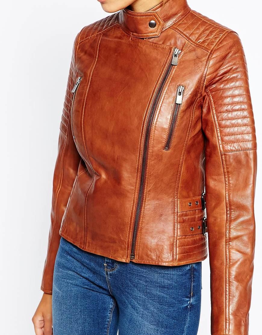 Barneys original leather jacket