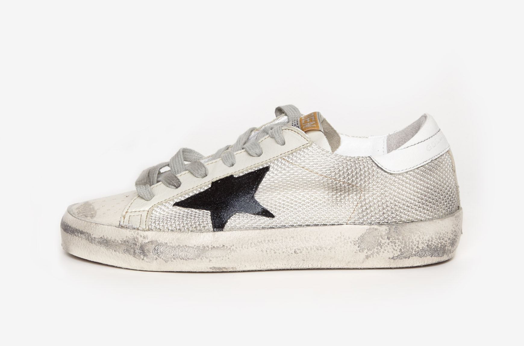 Grey Cord Superstar Sneakers Golden Goose 1XCTSh4wy2