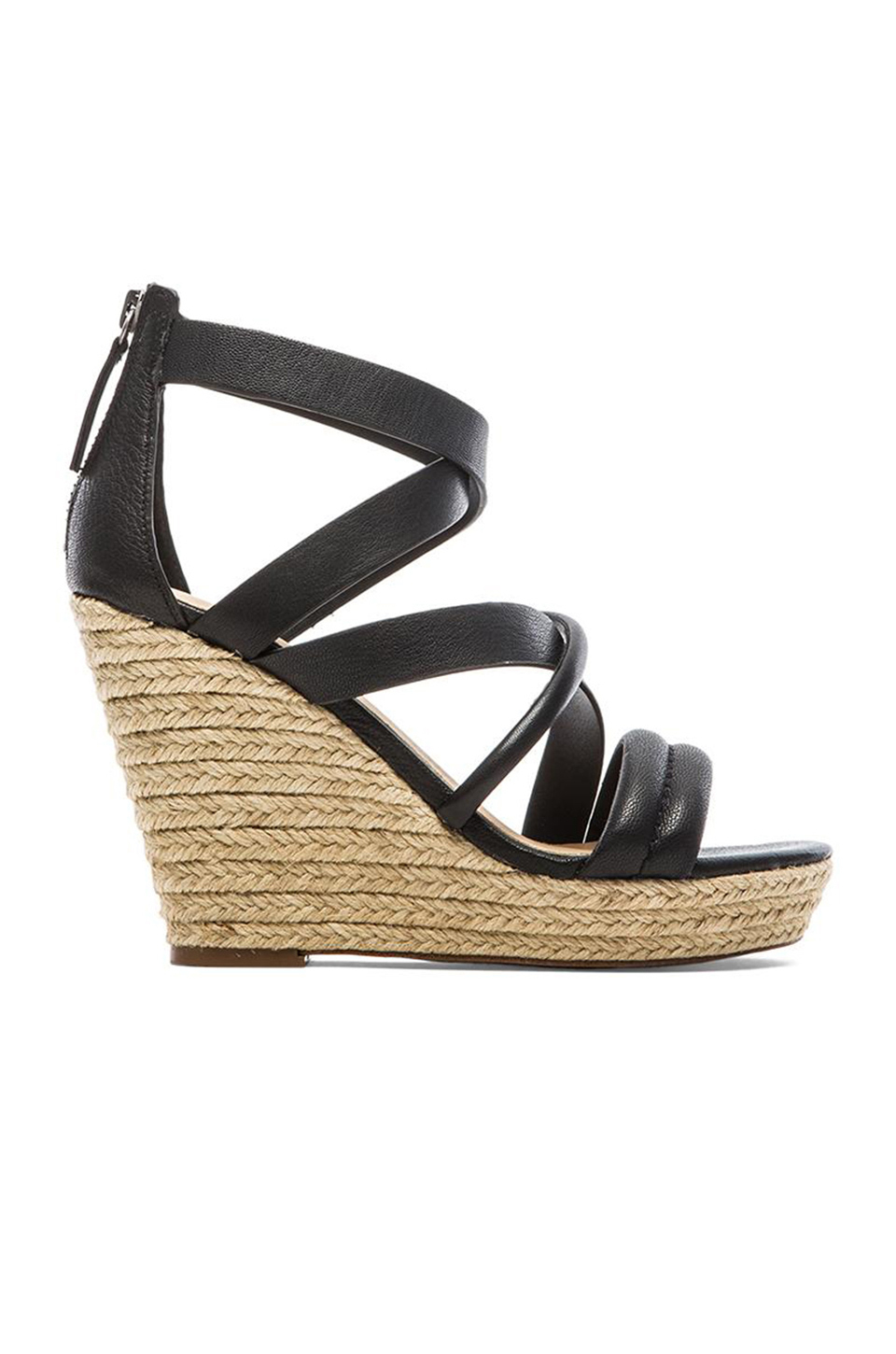 Joe S Jeans Robina Wedge In Black Lyst