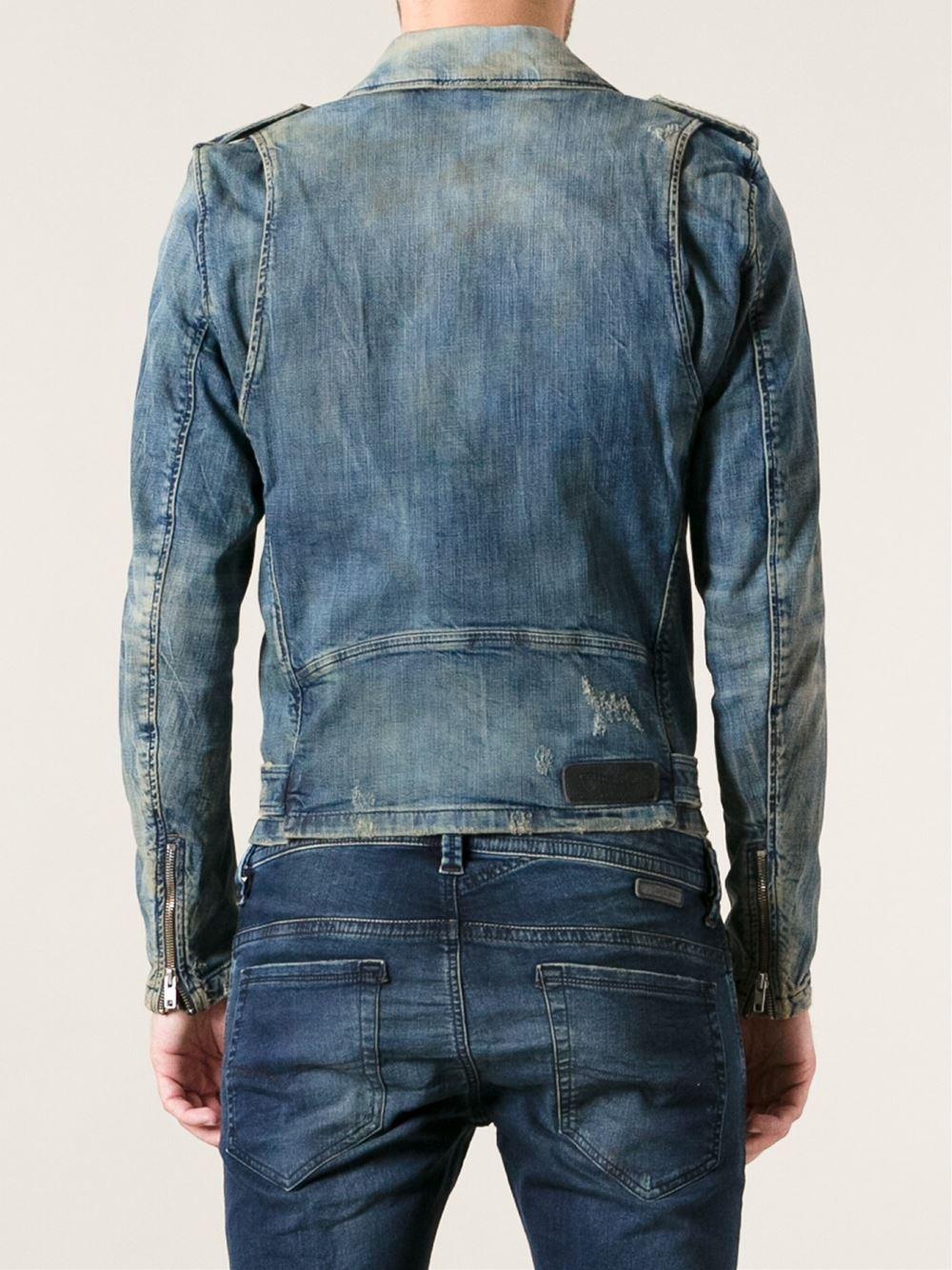 Distressed Jeans Men