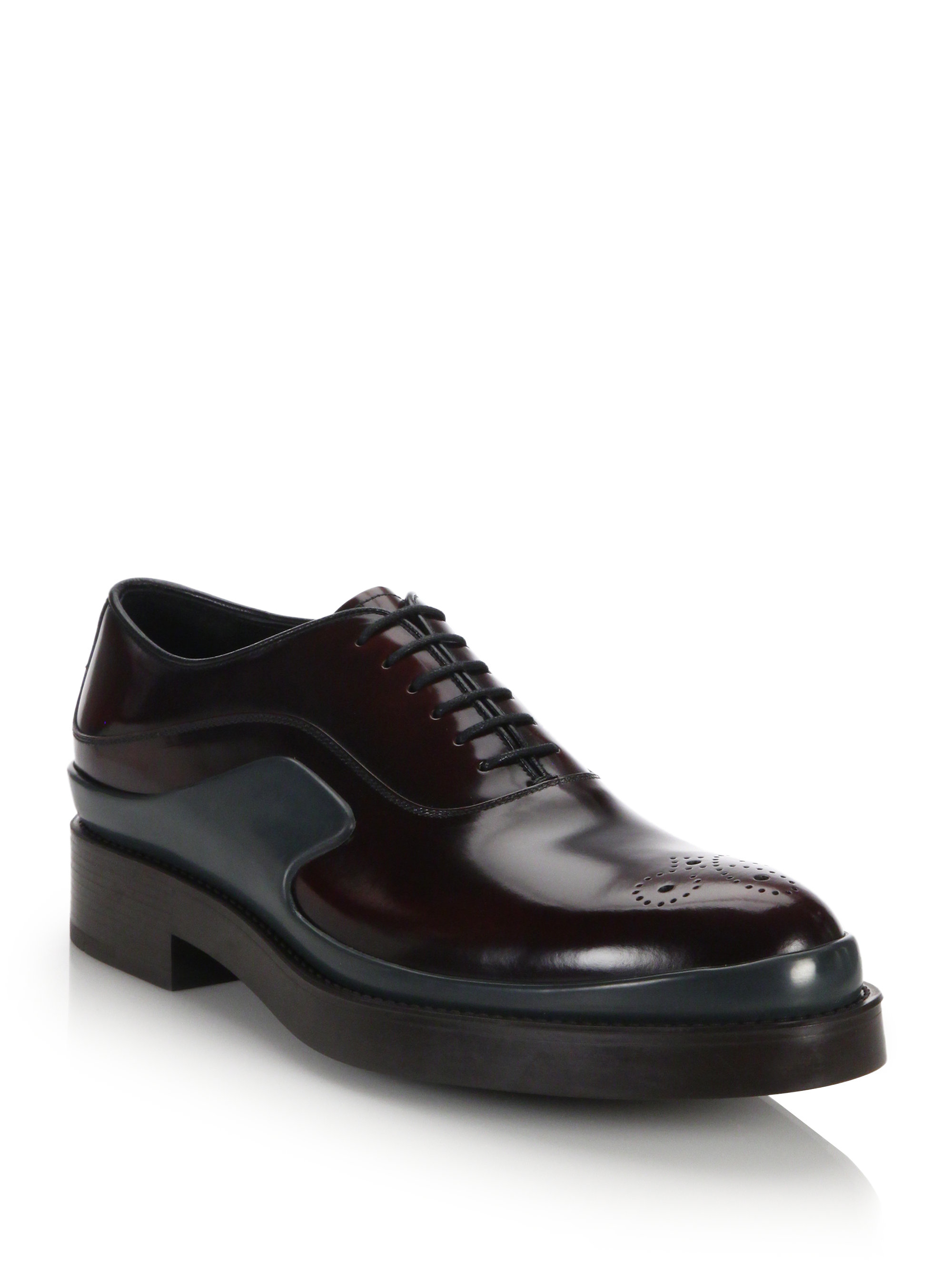 Prada Men Designer Shoes