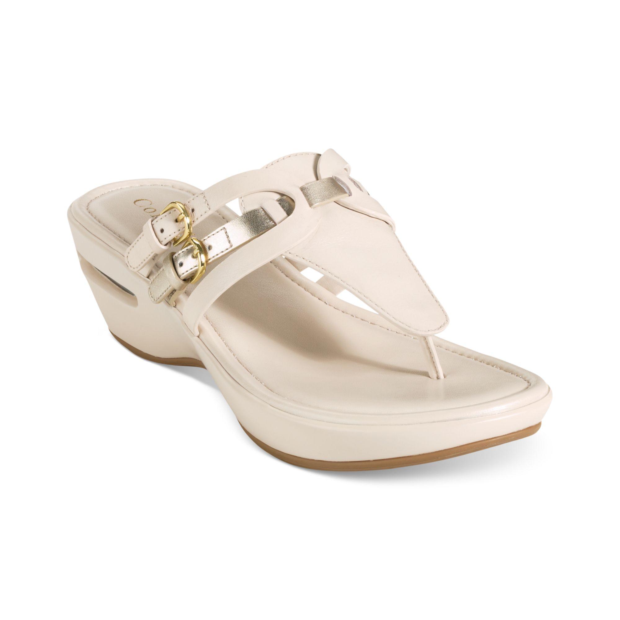 Creative Cole Haan Women S Ravenna Wedge Sandals Cole Haan Women