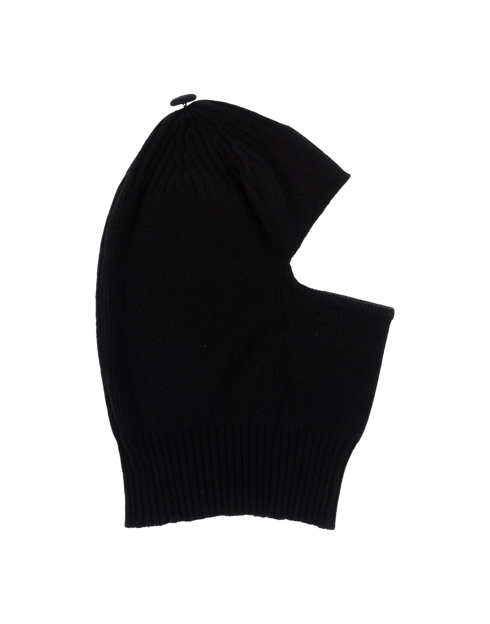 Lyst - Patrizia Pepe Hat in Black c1312f21eb3d