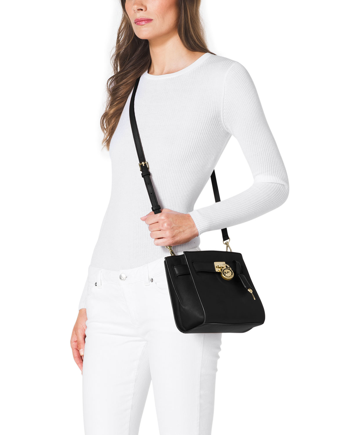 abda67348ad1 Gallery. Previously sold at  Neiman Marcus · Women s Michael By Michael  Kors Hamilton