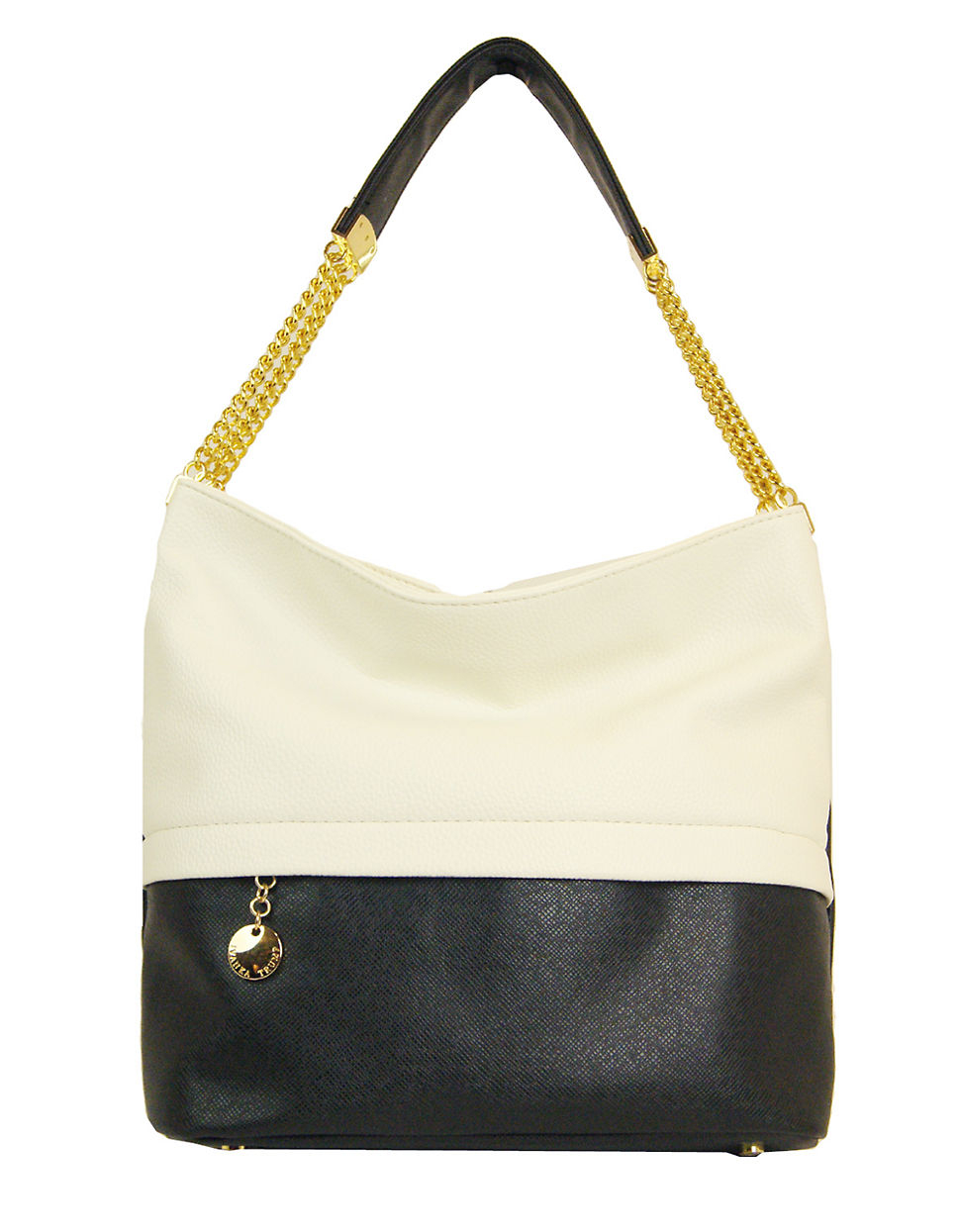 76d3c2d2ddf4 Ivanka Trump Vivian Faux Leather Colorblock Hobo Bag in .