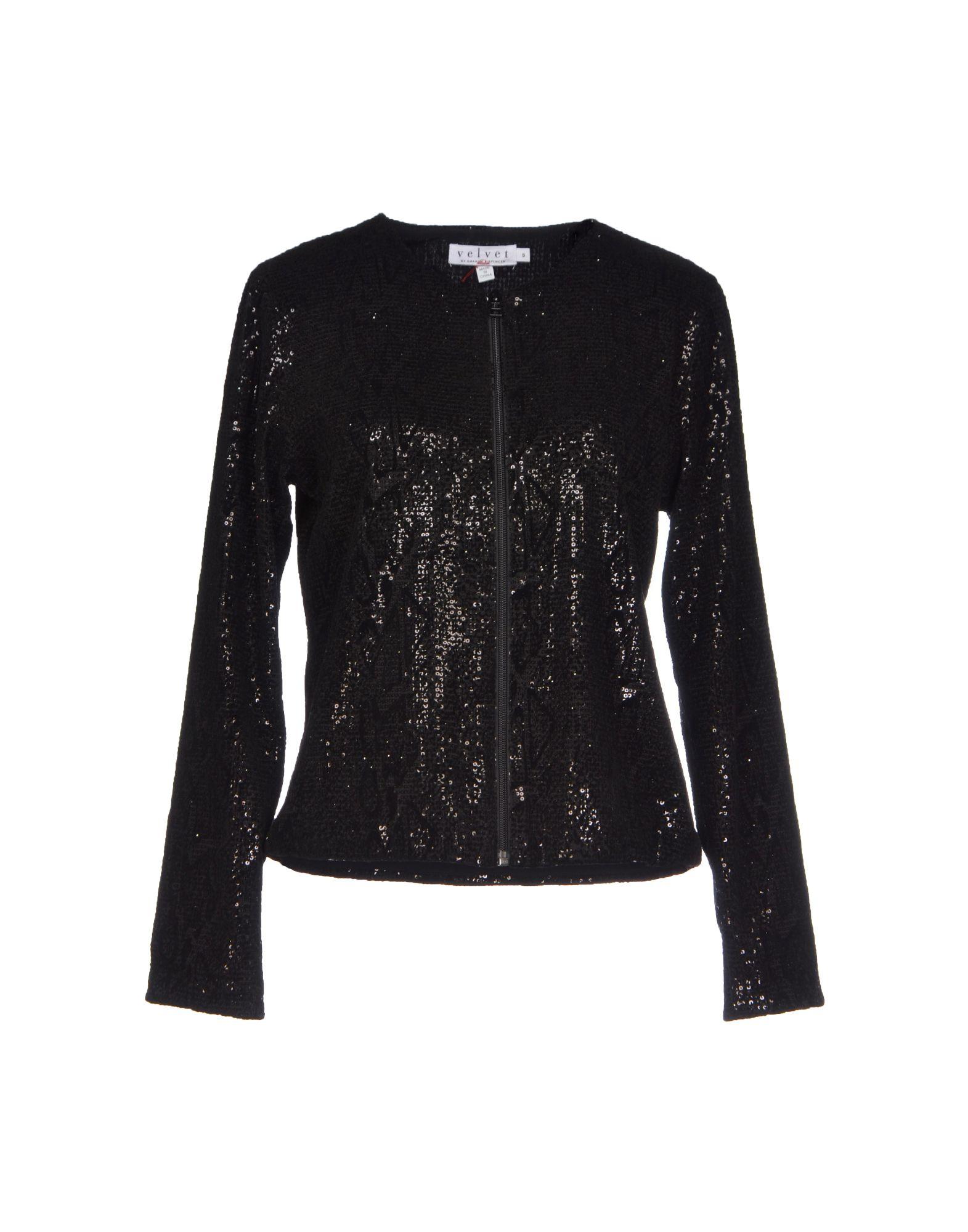 Black Velvet Jacket 116