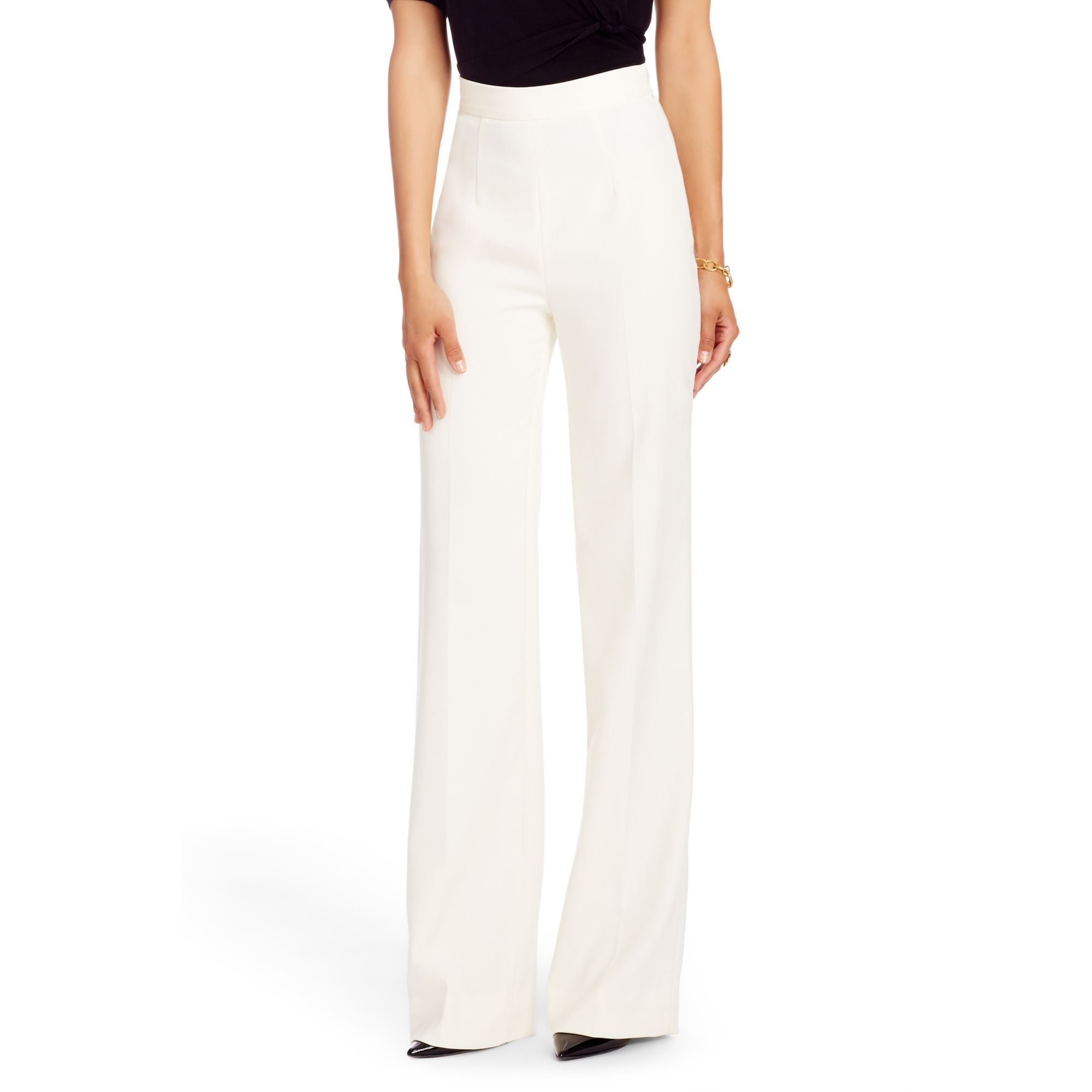 TROUSERS - 3/4-length trousers Diane Von F NUiIR
