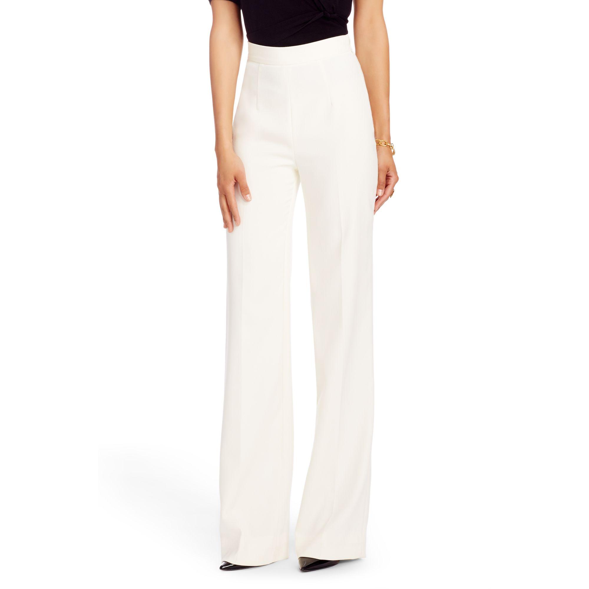 TROUSERS - 3/4-length trousers Diane Von F SAvCxS7z1p