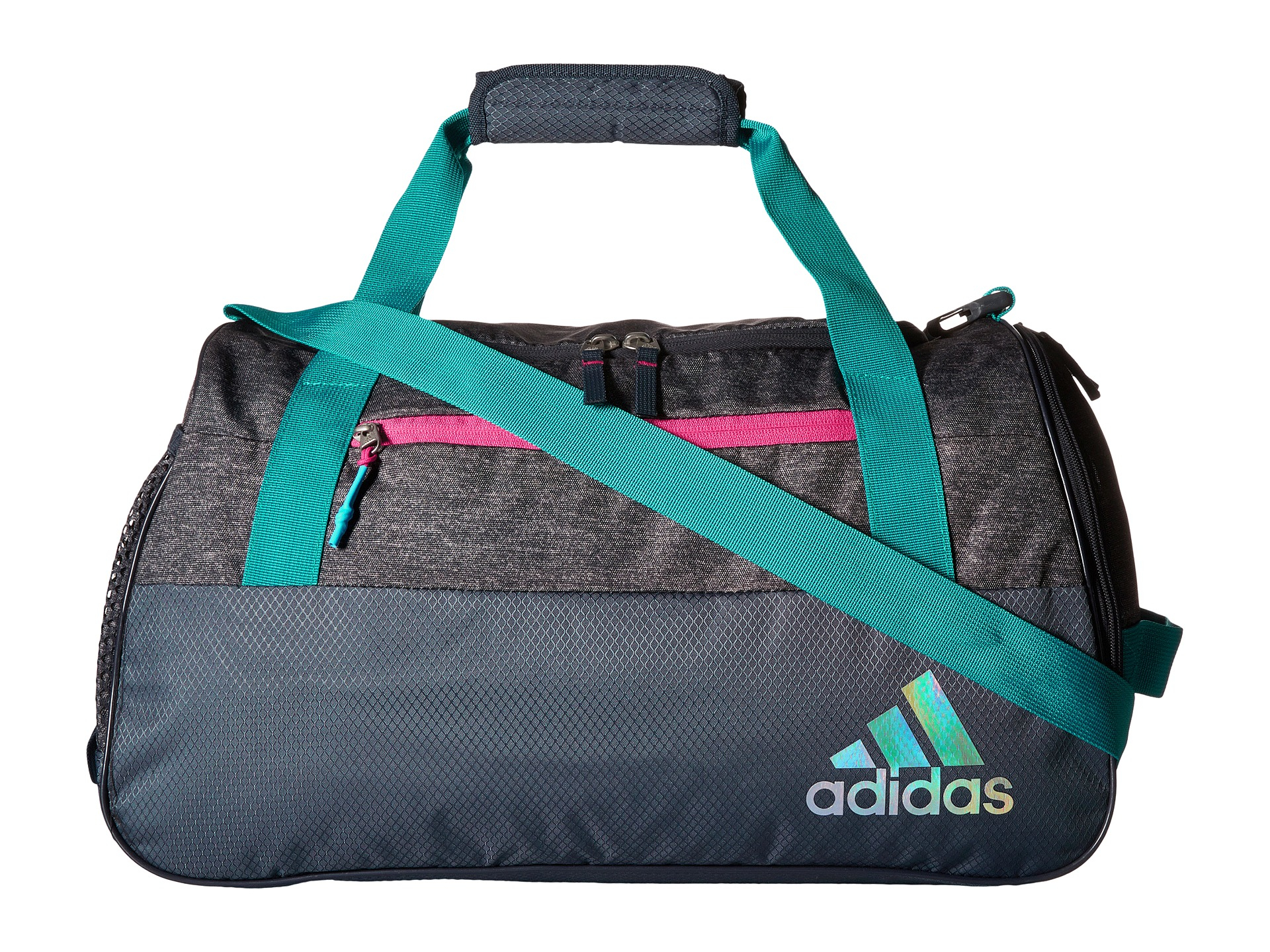 cd8203e0b1ba Lyst - adidas Originals Squad Iii Duffel in Blue