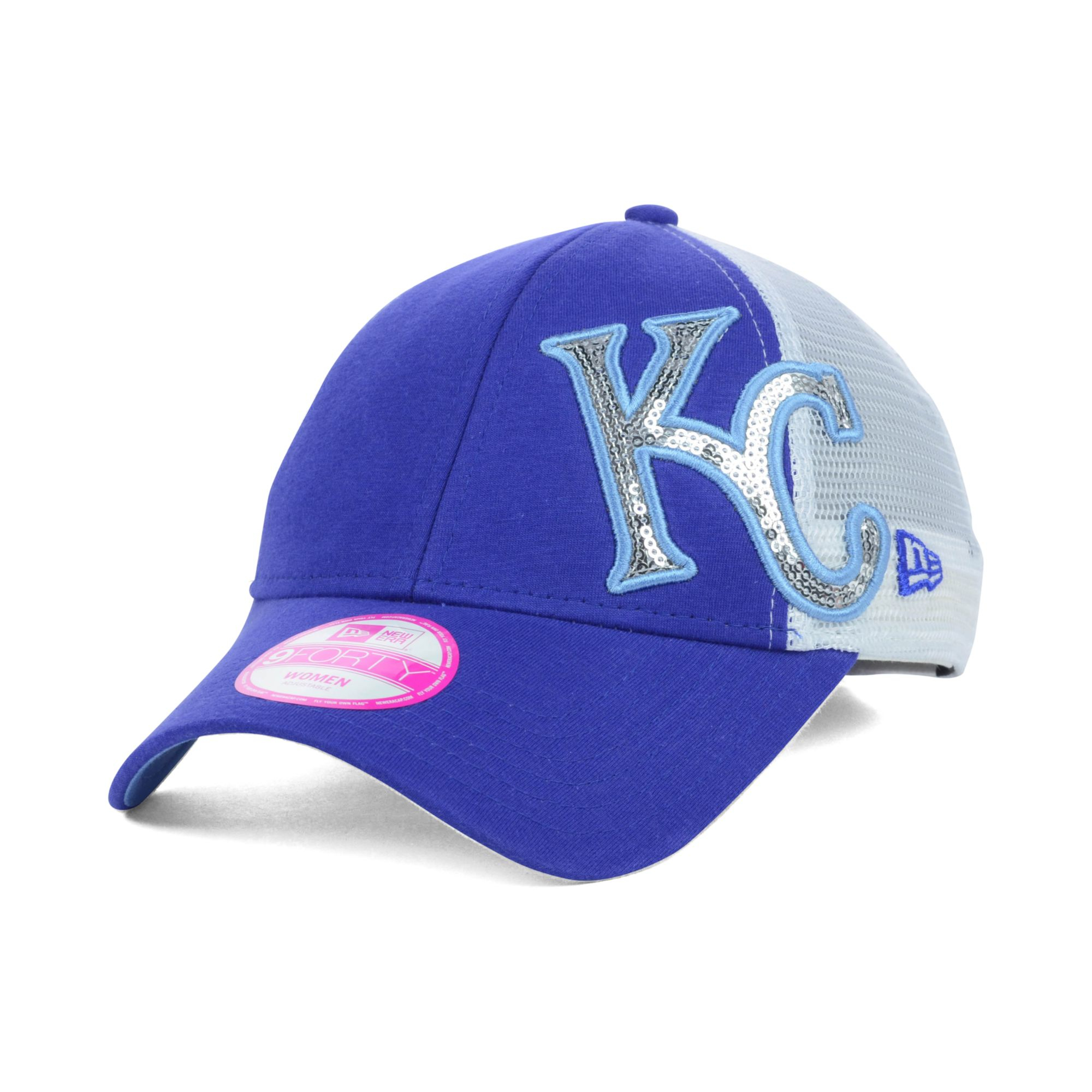 reputable site f7016 d88a8 top quality kansas city royals sequin hat hats fddb7 eedb8