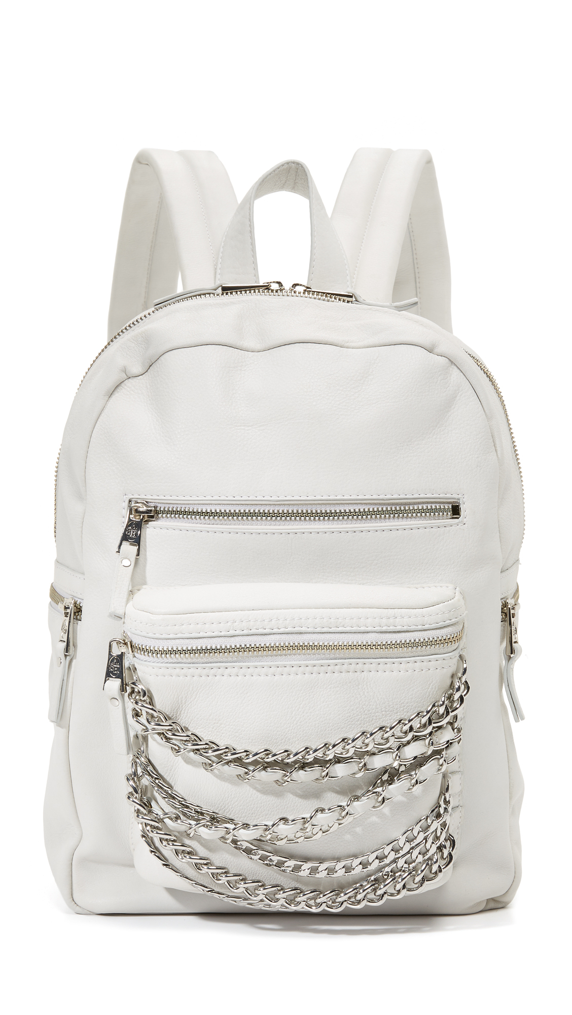 Ash Domino Small Backpack in White | Lyst